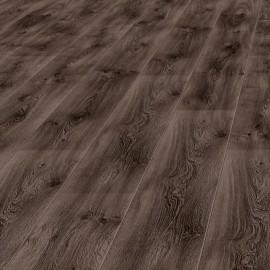 Tarima flotante laminada Balterio Impressio referencia: Roble Marrón Nocturno 60929