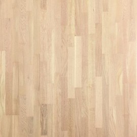Oak Natural white Country Brushed Patina Lacquered