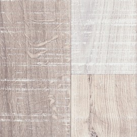 Tarima Flotante Laminada Ter Hürne, Classic Line, Oak plane-marked grey white F10 1432