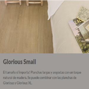 TARIMAS FLOTANTES LAMINADAS BERRYALLOC GLORIOUS SMALL