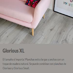 TARIMAS FLOTANTES LAMINADAS BERRY ALLOC GLORIOUS XL, OFERTA