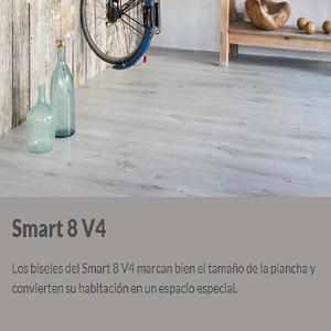 TARIMAS FLOTANTES LAMINADAS BERRY ALLOC SMART 8 V4, OFERTA