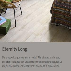 TARIMAS FLOTANTES LAMINADAS BERRY ALLOC ETERNITY LONG, OFERTA