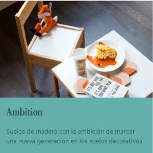 TARIMAS FLOTANTES DE MADERA BERRY ALLOC GAMA: AMBITION