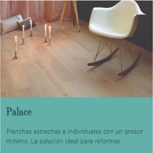 NOVEDAD. TARIMAS FLOTANTES DE MADERA BERRY ALLOC. GAMA: PALACE