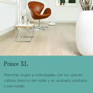 NOVEDAD. TARIMAS FLOTANTES DE MADERA BERRY ALLOC. GAMA: PRINCE XL