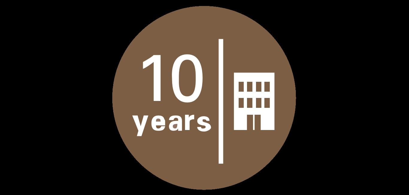 garantia comercial 10 años