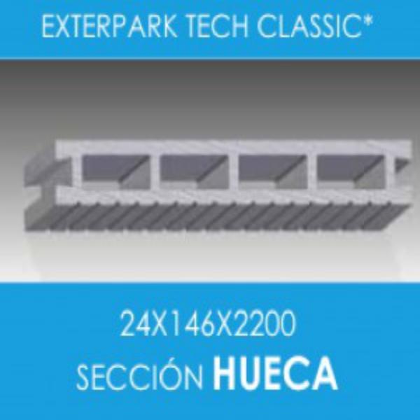 EXTERPARK TECH CLASSIC HUECA
